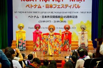 Ngày hội Việt – Nhật và ấn tượng của sinh viên Đại học văn hóa