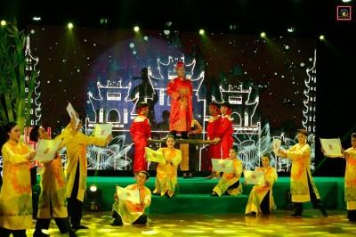 Vẻ đẹp của Tiếng Việt không chỉ là một chủ đề hàn lâm, mà còn có thể tái hiện qua biểu diễn nghệ thuật!